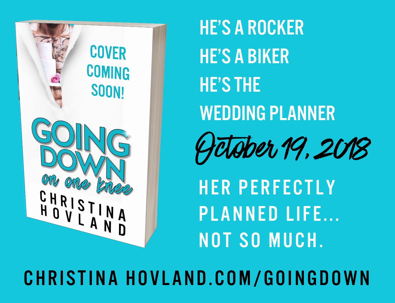 Going Down Cover Reveal Graphic
